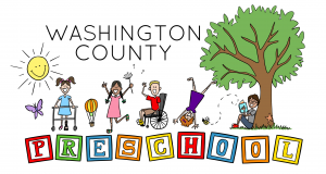 Washington County Preschool Logo